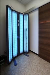 全身紫外線照射装置